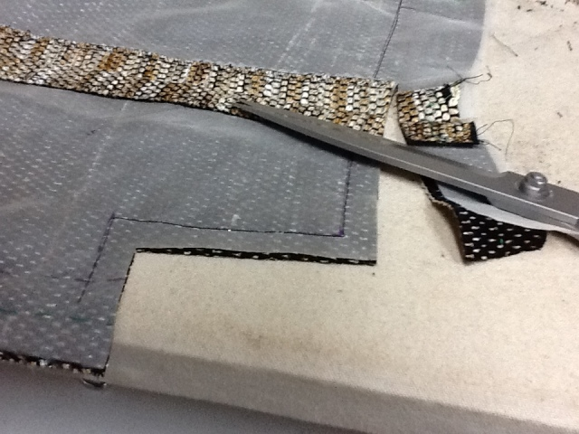 staystitching first