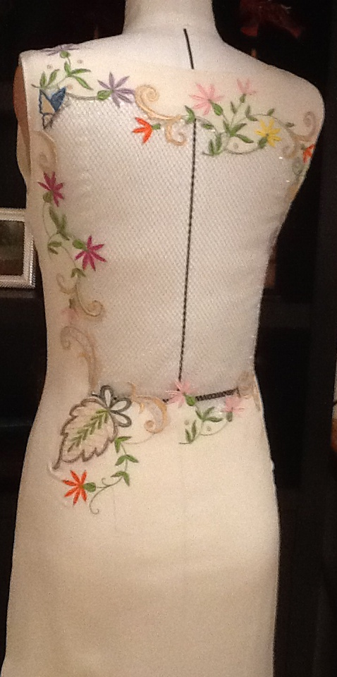 machine embroidery | Cloning Couture