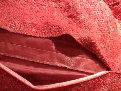 Pink Chanel Overlock