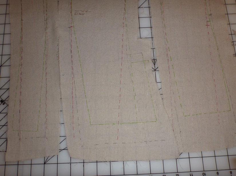 Sleeve Pattern Hem