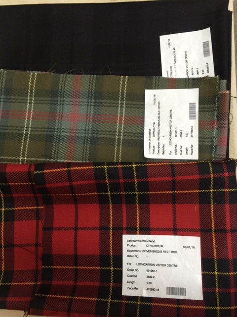 Locharren Tartans