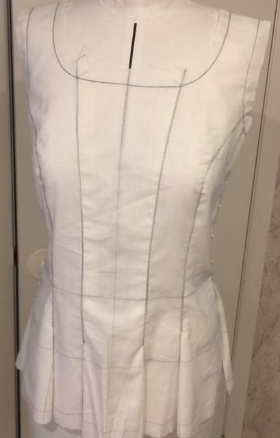 front toile