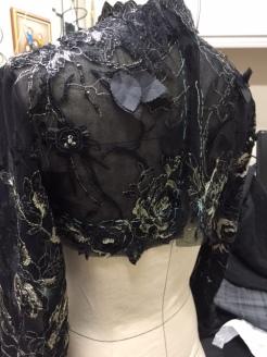 lace-back