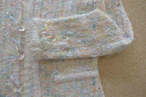 Pastel Jacket Detail