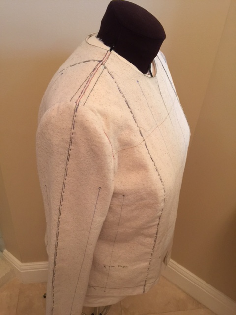 Side Toile