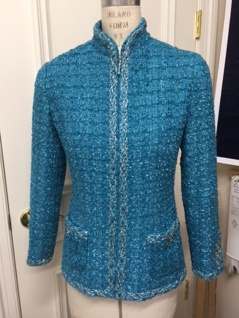 Finished Jacket