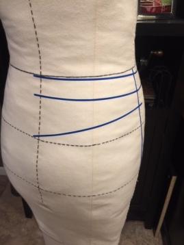 Skirt Drape 1