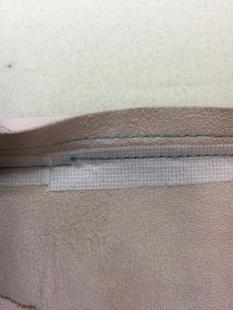 Offset seams