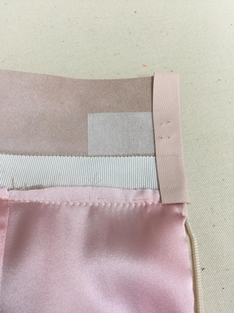 Prepped waistband